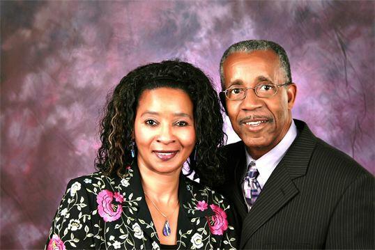 Rev. Marcel & Evelyn Joseph