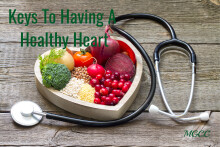 Keys To Having A Healthy Heart