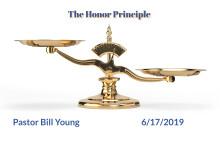 The Honor Principle