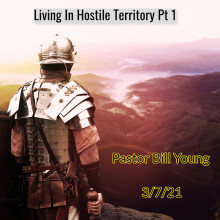 Living In Hostile Territory Part 1