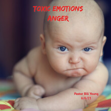 Toxic Emotions - Anger